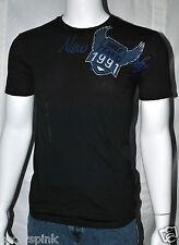 Armani Exchange T shirt Men New York City Logo Black L