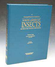 A Comprehensive Guide to North American Insects : With Notes on Other Arthopo...