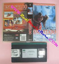 VHS film ENCANTADO 2002 Corrado Colombo Linda Batista CVC R12C4052 (F42) no dvd