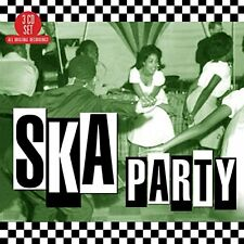Various Artists - Ska Party (2017)  3CD  NEW/SEALED  SPEEDYPOST