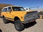 1972 Chevrolet K5 Blazer  1972 Chevrolet K5 K/5 Blazer CST 4X4 Automatic A/C 350 V8 NO RESERVE!!!!!