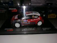Citroen C3 WRC RALLY Sebastien Loeb 1:43 Altaya