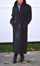 Jones New York 100% Wool Women Long Coat - Size 8