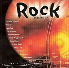 Rock (CD) Blondie, Iggy Pop, Pat Benatar WORLD SHIP AVAIL