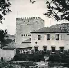 ESPAGNE c. 1950 - Jardins du Mexuar  Alhambra Grenade - Div 10252
