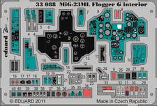 Eduard Zoom 33088 1 / 32ede MIKOYAN MIG-23ML Flogger G Trumpeter