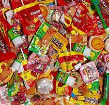Mexican Candy Mix Box (100 Pieces of Mexican Candy) Duvalin Pelon Mazapan Obleas