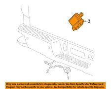 GM OEM PDC Backup Reverse Parking-Park Aid Sensor Module 13447860