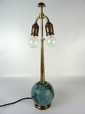 Rare Art Deco WMF Ikora Metall Messing Design Tischlampe table lamp 30s 30er