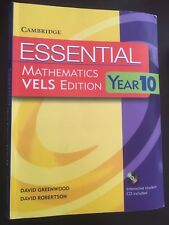 Cambridge Essential Mathematics VELS Edition Year 10 + CD
