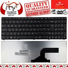 New ASUS X55A X55C X55U X55V X55VD P53S UK L/O Quality Black Keyboard FREE P&P