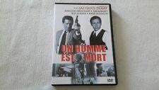 DVD UN HOMME EST MORT / JACQUES DERAY / JL TRINTIGNANT / ROY SCHEIDER TBE