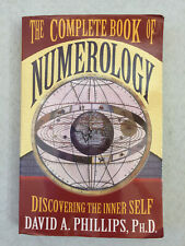 The Complete Book of Numerology by David A. Phillips Paperback