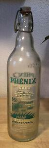 Collection ancienne bouteille de Limonade PHENIX  1 litre