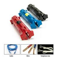 Multifunction Wire Stripper Plier Electrical Crimper Cable Tool Term Q4I3