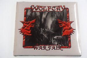 Wolfcry-Warfair 4260037846996 SEALED CD A59