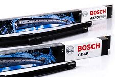 Bosch Wischer-Set vorne +hinten A863S + A331H für AUDI A3 S3 RS3 + VW Passat 3G5
