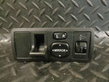 2003 TOYOTA COROLLA VERSO 1.8 VVT-i T3 5DR WING MIRROR & HEADLIGHT SWITCH
