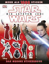 Star Wars™ Episode 8 Die letzten Jedi - Das große Stickerbuch (19.12.2017, TB)