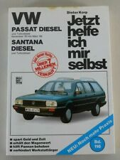 Reparaturanleitung VW Passat  B2 / 32 b Diesel + Turbodiesel + Santana Bj. 80-88