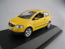 VW Fox  in gelb  Schuco  Maßstab 1:43  OVP  NEU