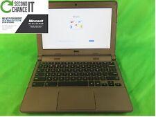 "Black Friday - Dell Chromebook 11 11.6"" 2.16GHz 2GB 16GB WIFI ChromeOS - C Grade"