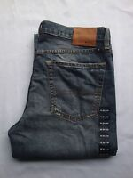 NEW Lucky Brand Men's 181 Relaxed Straight Leg  Mid Rise  60218A
