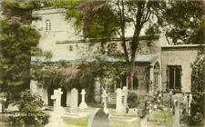 PRINTED POSTCARD OF SOULDERN CHURCH, (NEAR BICESTER), OXFORDSHIRE BY REXATONE