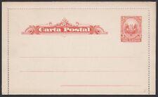 PERU, 1899. Letter Card H&G 1, Mint