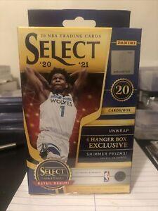 2020-21 Panini Select Basketball Hanger Box