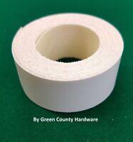 2.5mtr of White Pre-Glued Iron On Melamine 22mm Edging Banding Tape