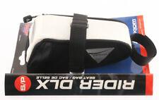 AXIOM Seymour Oceanweave Wedge 0.5 29Ci Rear Bicycle Saddle Bag Gray//Black