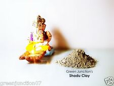 GJ's Shadu Mati (Clay) 4 Kg Pack- Make Your own Eco Friendly Ganesha