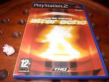 ALTER ECHO - ALTER TIME - ALTER SPACE - PS2 Playstation 2 ITA / ESP - PAL