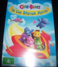 Care Bears To The Rescue Movie (Australia Region 4) DVD – New