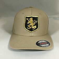 Navy Seal Team 6 Devgru Gold Team Flexfit Hat Yupoong Wool Blend 6477 Cap S/M