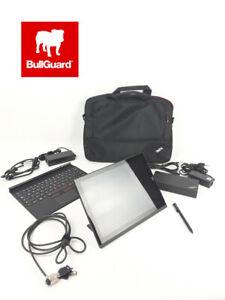 """Lenovo ThinkPad X1 Tablet G2 12"""" i5-7Y57 1,20GHz 8GB RAM 256GB SSD Webcam Bundle"""