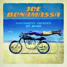 Different Shades Of Blue - Joe Bonamassa (2014, CD NEUF)
