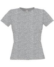 Camisas y tops de mujer de color principal gris talla M