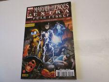 MARVEL  HEROES  10  EXTRA ..SAGA COMPLETE .FEAR ITSELF  .MARVEL..2012..NEUF