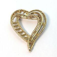 Color Oro Cuore Pin 3.8cm
