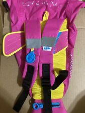 *New* Trunki Paddle Pak Water Resistant Backpack for Kids Coral Pink