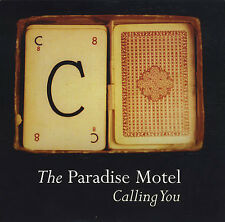 "THE PARADISE MOTEL ""Calling You"" 1997 4Trk CD ""F Heart, Jackstar"" *Merida Sussex"