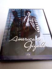 "DVD ""AMERICAN GIGOLO"" RICHARD GERE PAUL SCHRADER"