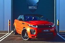 LAND ROVER RANGE ROVER EVOQUE 2.0 TD4 HSE DYNAMIC LUX 2DR AUTO SMC TAILORED