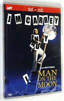 DVD MAN ON THE MOON 1999 Commedia Jim Carrey Danny DeVito