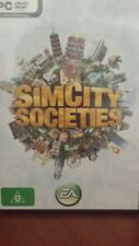 Sim City Societies (NO BOOKLET) PC GAME