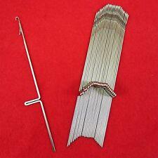 NEU 25 Nadeln für Brother Strickmaschinen KR587 - KR850 Knitting Machine Needles