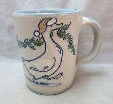 CHRISTAMS Louisville Stoneware Gaggle of Geese mug