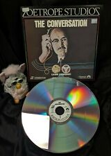 The Conversation Laserdisc - Laser Disc - Ld - Gene Hackman